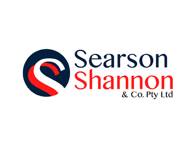 Searson & Shannon Port Macquarie – ReBrand – logo design