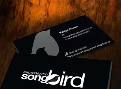 Songbird Photography – Logo/Branding