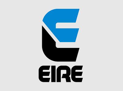 EIRE constructions Port Macquarie rebrand – logo design
